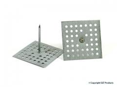 Perforated Base Insulation Hangers